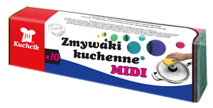 Zmywaki MIDI 10 szt.
