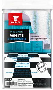 Mop white zapas