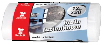 Worki łazienkowe 12L, a'20