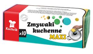 Scourers maxi 10 pcs