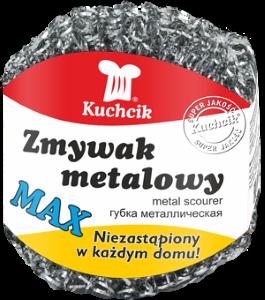 Zmywak metalowy MAX 1szt
